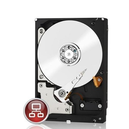 WD 3TB SATA3 HDD Red NAS