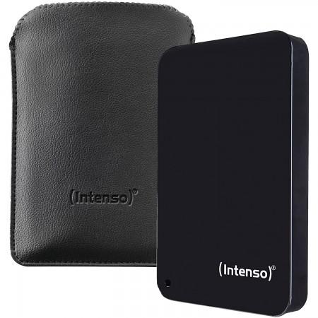 "Intenso MemoryCase 2.5"" 1TB USB 3.0 Black"