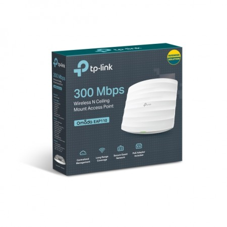 TP-Link EAP110 Wireless N Ceiling Mount Access Point
