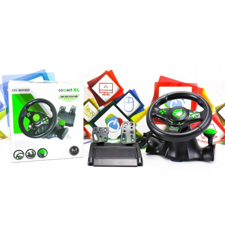 Connect XL Volan PC/PS2/PS3 CXL-WH300