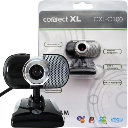 Connect XL Webcam CXL-C100 /2MP