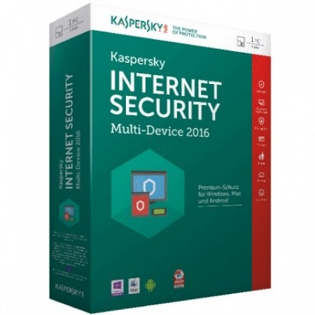 Kaspersky Internet Security MD Retail 1user/1year + 1 Licenca Gratis