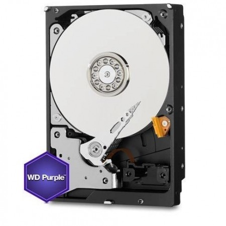 WD 4TB SATA3 HDD Purple