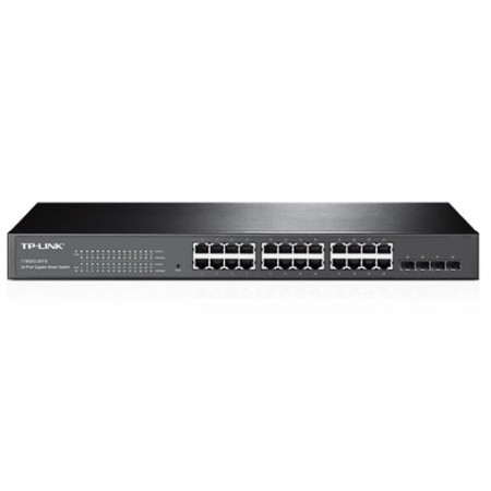 TP-Link T1600G-28TS (TL-SG2424) Switch 24x10/100/1000 + 4 SFP