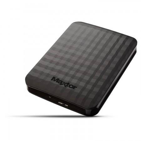 """Seagate/Maxtor ext HDD 4TB 2.5"""" M3 USB 3.0 Black"""