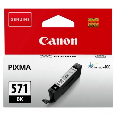 Canon Cartridge CLI571BK XL Black