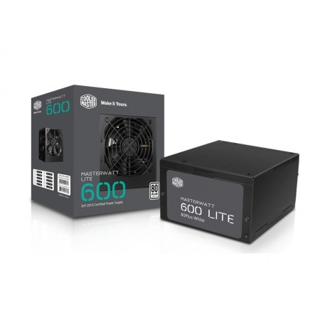 Cooler Master PSU MasterWatt Lite 600W