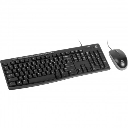 Logitech Desktop set MK200