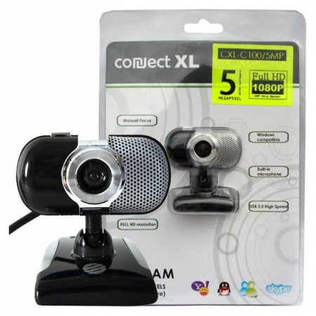 Connect XL Webcam CXL-C100/5MP