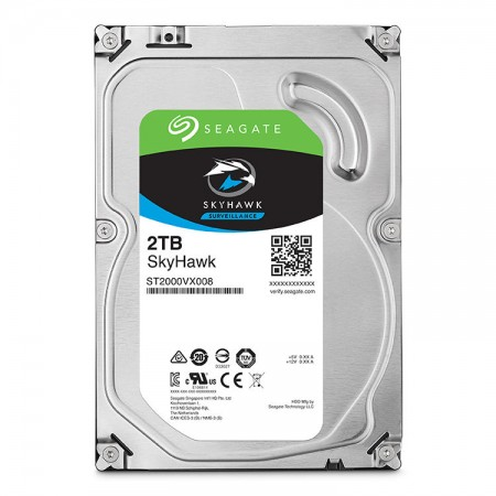 Seagate 2TB SATA3 HDD SkyHawk