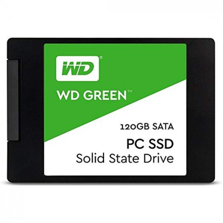 """WD SSD 120GB 2.5"""" Green"""