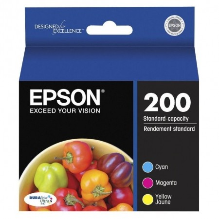 Epson T1621 Color Ink C/Y/M