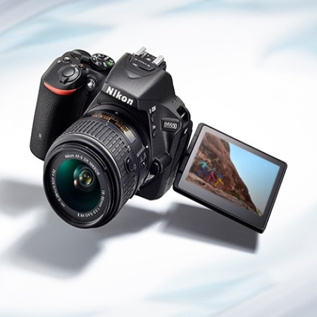 Digitalni fotoaparat Nikon D5500 + AF18-55mm VRII