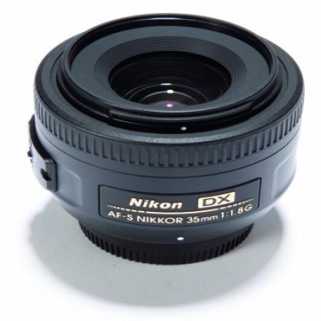 Nikkor objektiv 35mm f/1.8G AF-S DX