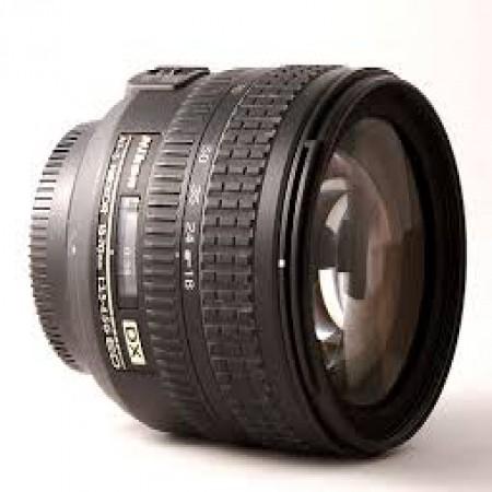 Nikkor objektiv 18-70mm f/3.5-4.5G