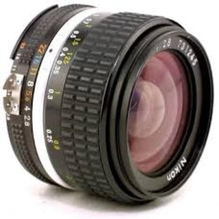 Nikkor objektiv AF-S 28mm F/1,8G