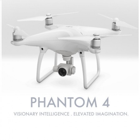 DJI Phantom 4 Dron Advanced