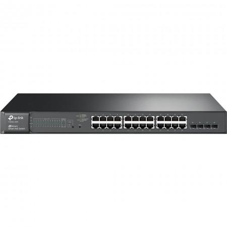 TP-Link T1600G-28PS (TL-SG2424P) JetStream 24-port GB Smart PoE + SFP
