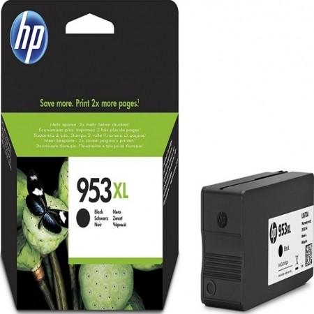 HP Cartridge L0S70AE 953XL Black
