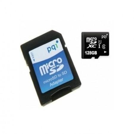 PQI Micro SDHC Memory Card 128GB U988 Class10