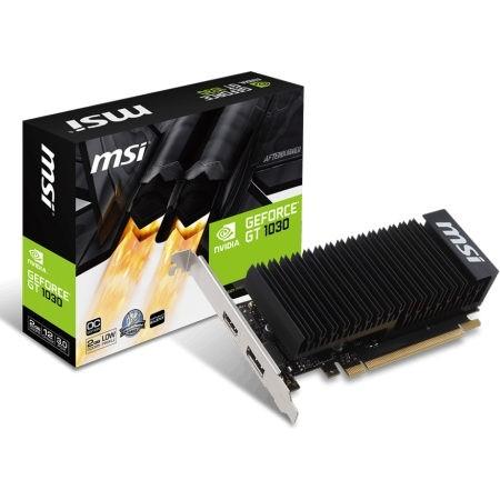 MSI NVIDIA GeForce GT 1030 2GH LP OC
