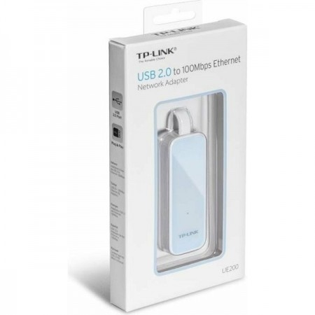 TP-Link UE200 USB 2.0 Ethernet Adapter