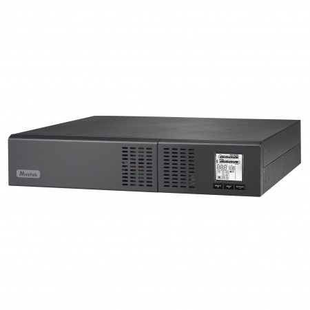 Mustek PowerMust UPS 2000 Netguard LCD Line Interactive IEC