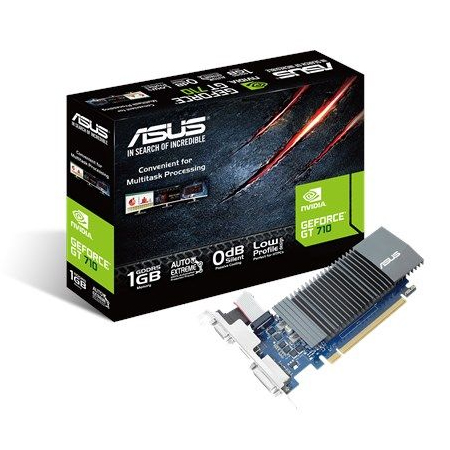 ASUS NVIDIA GeForce GT710-SL-1GD5