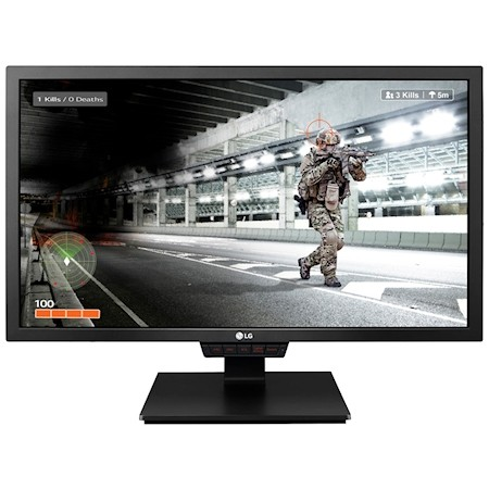 "24"" LG 24GM79G-B Gaming 144Hz LED Display"