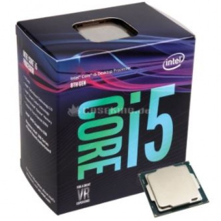 Intel Core i5 8400 2.8GHz tray