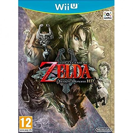 Legend Of Zelda - Twilight Princes /Wii u