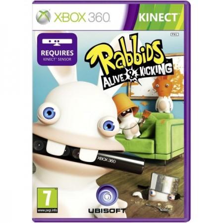 Raving Rabbids - Alive and Kicking (Kinect) /X360