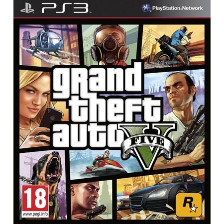 GTA 5 /PS3