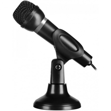 SpeedLink Capo Mikrofon 2m, 3.5mm SL-8703-BK