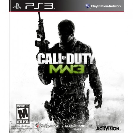 Call of duty Modern Warfare 3 /PS3