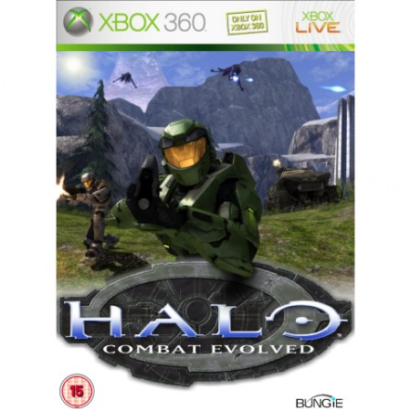 Halo Combat evolved /xbox 360