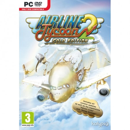 Airline Tycoon 2 (GOLD) /PC