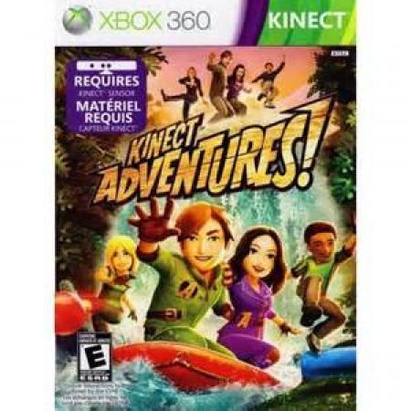 Kinect Adventures /X360