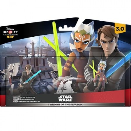 Disney Infinity 3.0  Star Wars Playset - Twilight Of The Republic