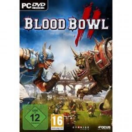Blood Bowl II /PC