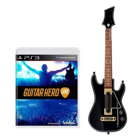 Guitar Hero Live Bundle /PS3