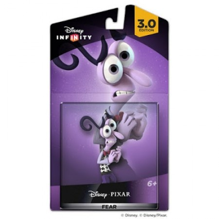 Disney Infinity 3.0 Figura Fear (Inside out)