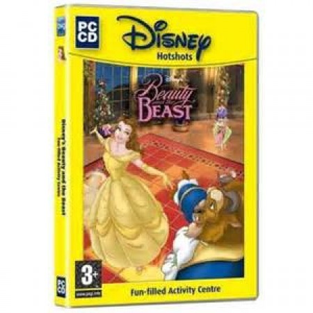 Disney Beauty and the Beast /PC