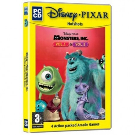 Disney Monsters VOl. 1 and 2/PC