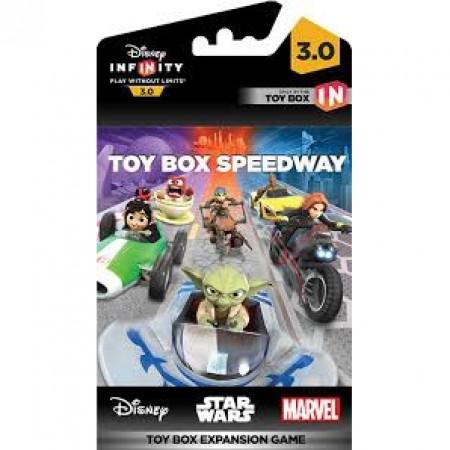 Infinity 3.0 ToyBox Set Speedway (Disney)