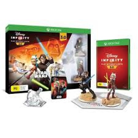 Disney Infinity 3.0 Star Wars Starter Pack /Xbox1