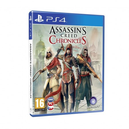 Assassins Creed: Chronicles /PS4