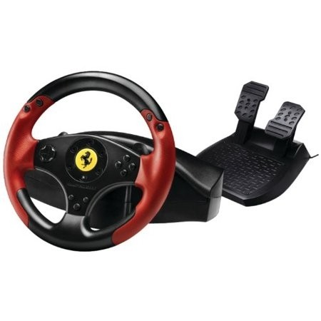 Thrustmaster - Volan Ferrari Racing Wheel - Red Legend PS3/PC