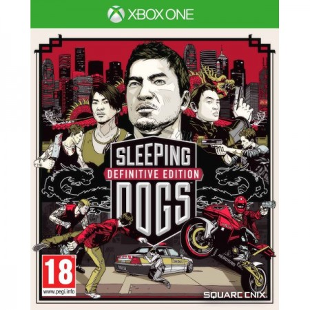 Sleeping Dogs /XBox1