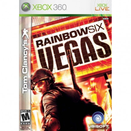 Tom Clancys - Rainbow Six Vegas /360